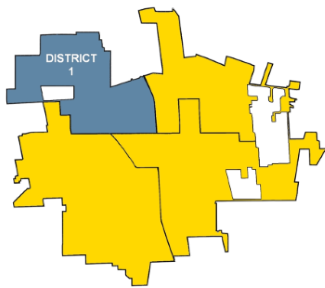 City of Compton - District 1 - Michelle Chambers