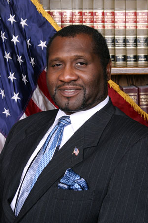 Douglas Sanders, City Treasurer