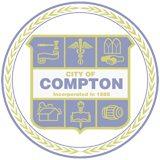 City of Compton Footer Logo